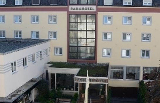 Rosenheim: Crombach Parkhotel