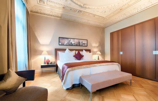 Alden Suite Splügenschloss Zurich