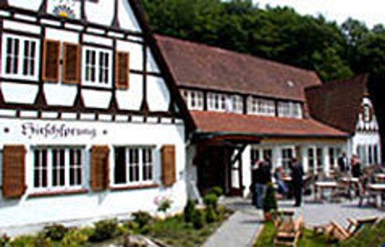 Detmold: Hirschsprung Landhaus