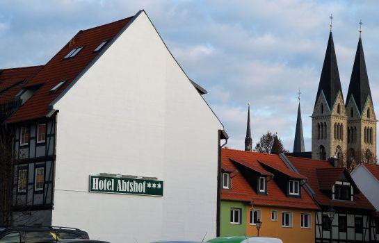 Halberstadt: Abtshof
