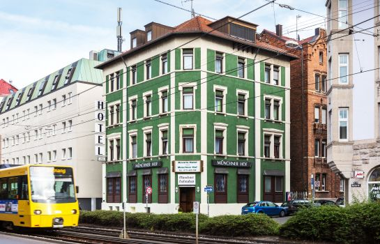 Münchner Hof Bavaria Superior Hotel