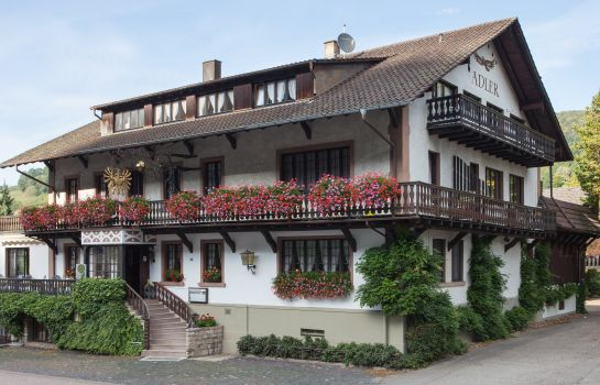 Adler Hotel Gasthaus-Glottertal - Glotterbad-Exterior view