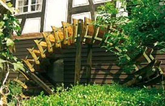 Schlossmuehle-Glottertal - Glotterbad-Garten