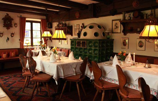 Schlossmuehle-Glottertal - Glotterbad-Restaurant