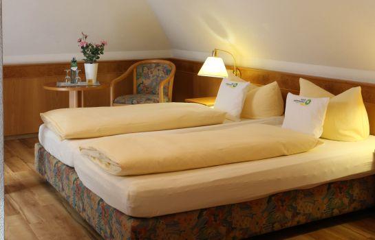 Schlossmuehle-Glottertal - Glotterbad-Ecomomy Zimmer Doppel