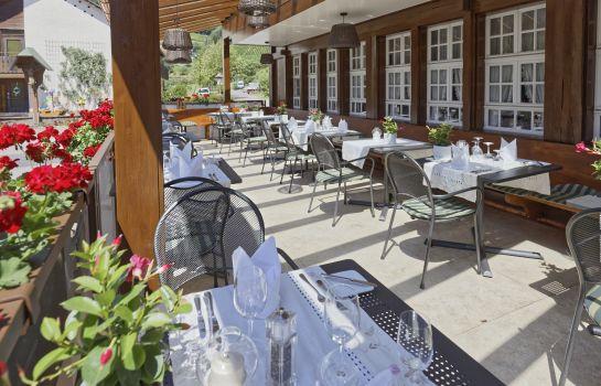 Zum goldenen Engel Gasthaus-Glottertal - Glotterbad-Hotel outdoor area