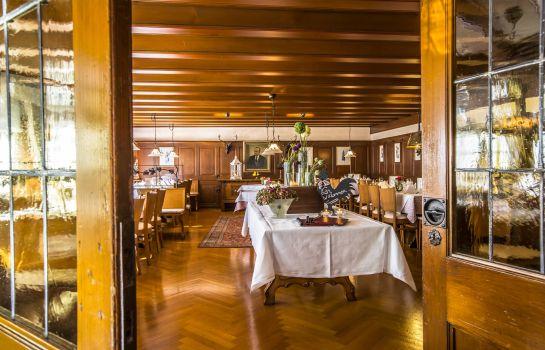 Zum goldenen Engel Gasthaus-Glottertal - Glotterbad-Restaurantbreakfast room