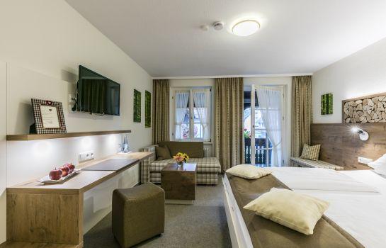 Zum goldenen Engel Gasthaus-Glottertal - Glotterbad-Doppelzimmer Komfort