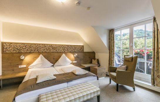 Zum goldenen Engel Gasthaus-Glottertal - Glotterbad-Double room superior