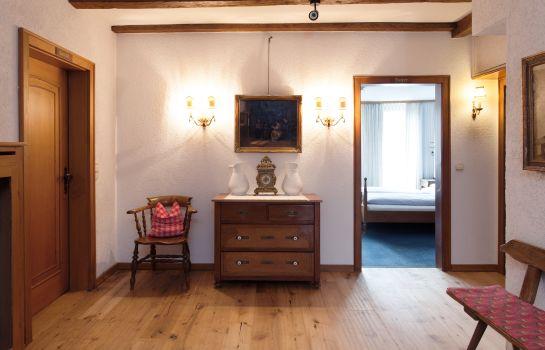 Adler Hotel Gasthaus-Glottertal - Glotterbad-Hotel indoor area