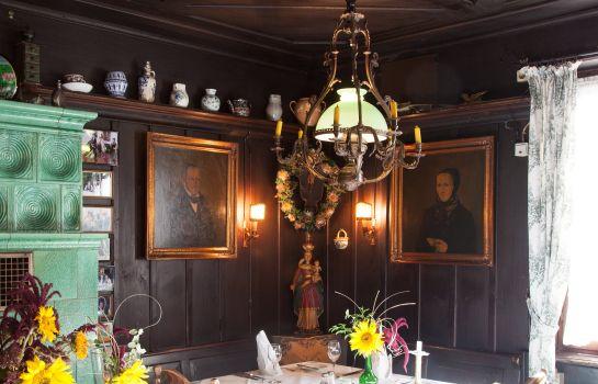 Adler Hotel Gasthaus-Glottertal - Glotterbad-Restaurant