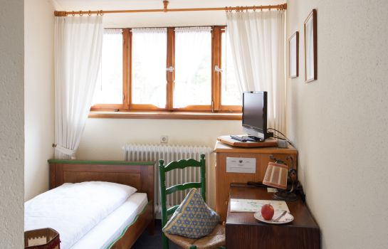 Adler Hotel Gasthaus-Glottertal - Glotterbad-Single room standard