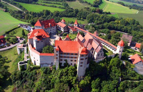 Fürstliche Burgschenke & Schlosshotel Harburg