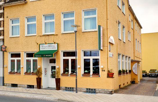 Detmold: Stadthotel