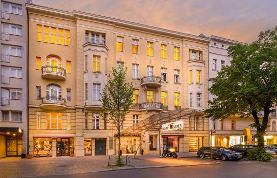 Berlin: Novum Gates Charlottenburg
