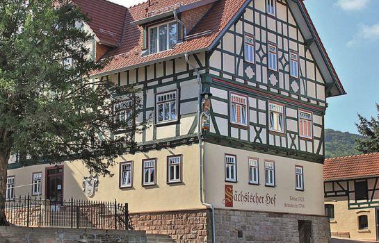 Hotel SaxenHof der Rhöner Botschaft