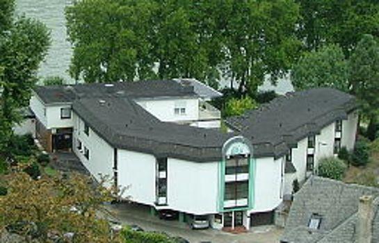 Andernach: Villa am Rhein