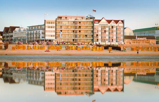 Cuxhaven: Strandhotel Duhnen