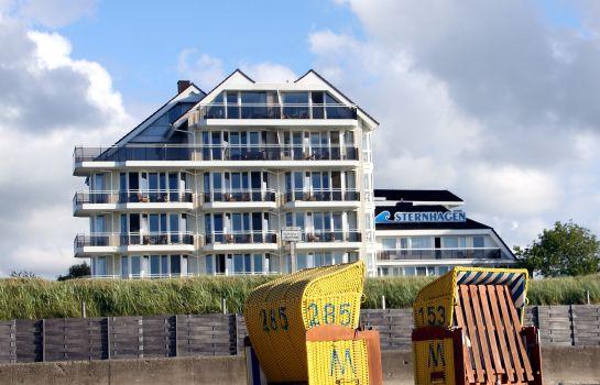 Cuxhaven: Badhotel Sternhagen
