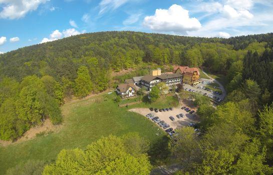 Wald Hotel Heppe Eine Oase der Ruhe