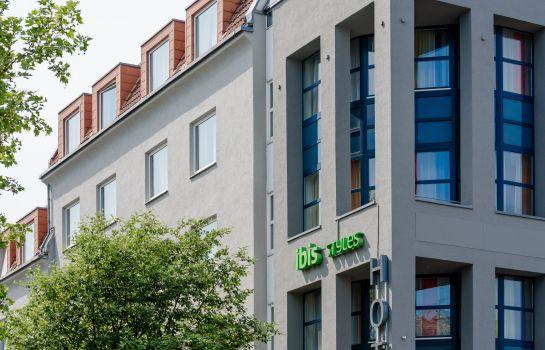 AACHEN: ibis Styles Hotel Aachen City