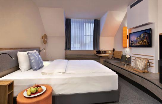 Fleming's Express Hotel Frankfurt ehemals IntercityHotel Frankfurt
