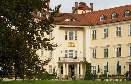 Lübbenau: Schloss Lübbenau