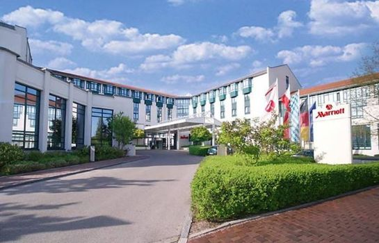 Munich Airport Marriott Hotel