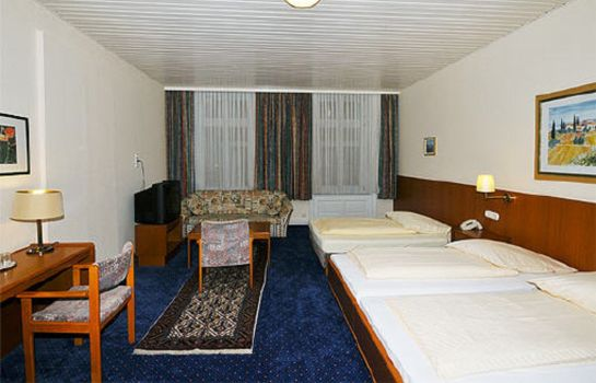 Hotel Garni Bei der Esplanade