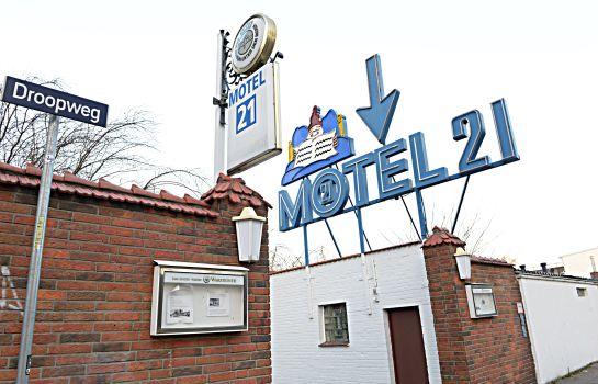 Hamburg: ITM Hotel Motel 21