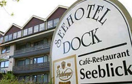 Seehotel-Dock