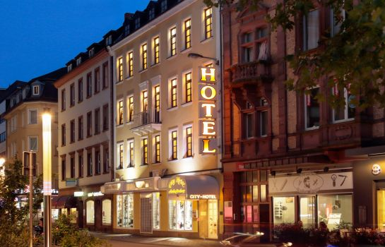 Aschaffenburg: City-Hotel