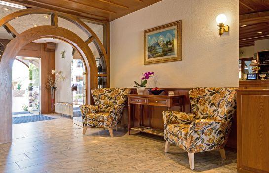 Hotel Fortuna-Kirchzarten-Reception