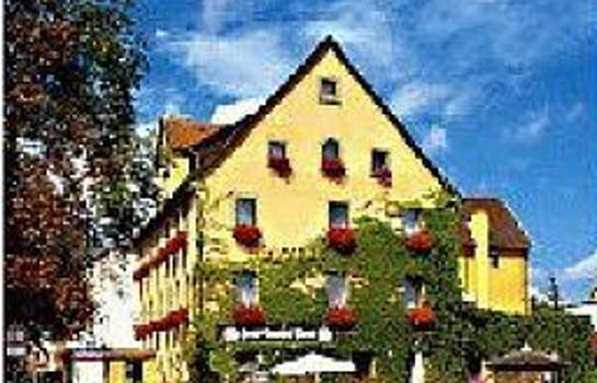 Rothenburg ob der Tauber: Post Gasthof