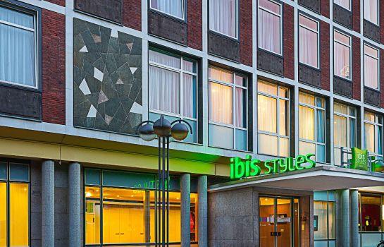 BOCHUM: ibis Styles Bochum Hauptbahnhof