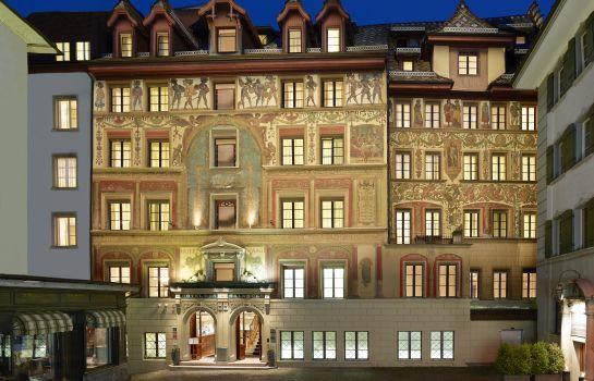 Des Balances Hotel Lucerne
