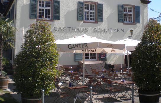 Schuetzen Gasthaus-Freiburg im Breisgau-Aussenansicht
