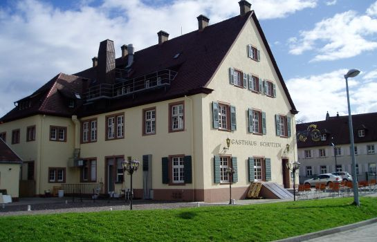 Schuetzen Gasthaus-Freiburg im Breisgau-Exterior view