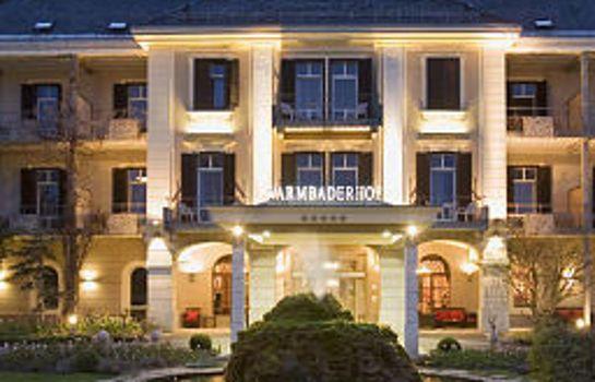 Warmbaderhof Hotel