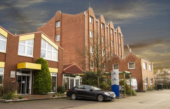 Bremerhaven: Fergana Übersee Hotel