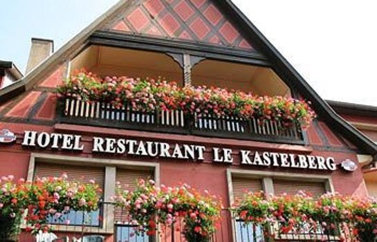 Kastelberg-Andlau-Exterior view