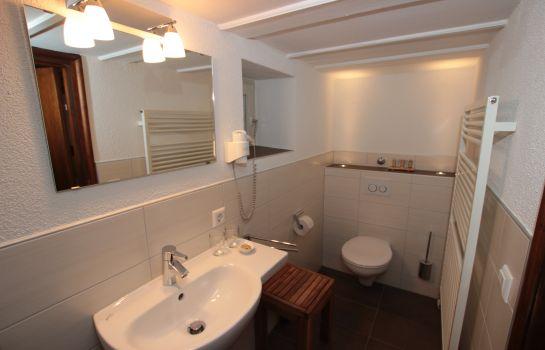 Roessle Landgasthof-Kirchzarten-Badezimmer