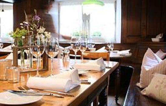 Roessle Landgasthof-Kirchzarten-Restaurant