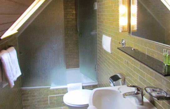 Zum Kreuz Gasthof-Freiburg im Breisgau-Badezimmer