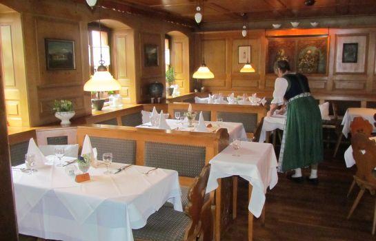 Zum Kreuz Gasthof-Freiburg im Breisgau-Restaurant