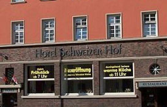 Halle (Saale): Schweizer Hof