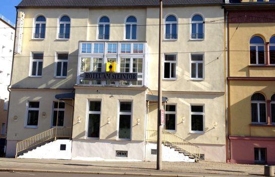 Halle (Saale): Am Steintor