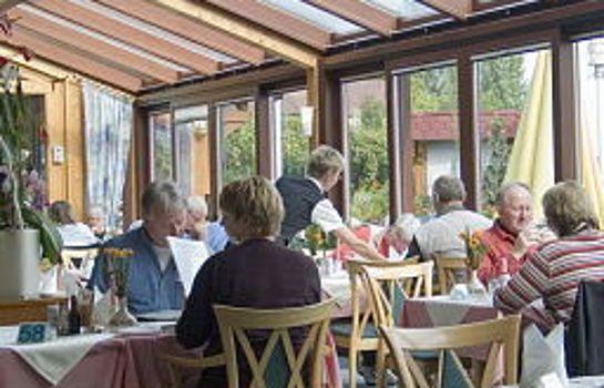 Land-gut-Hotel Schweigener Hof-Schweigen-Rechtenbach-Restaurant Frhstcksraum