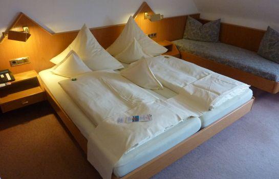 Land-gut-Hotel Schweigener Hof-Schweigen-Rechtenbach-Einzelzimmer Komfort