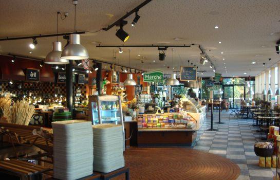 Hünxe: Autobahn-Rasthaus Hünxe Ost Marché Hotel Hünxe
